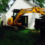 General Contractor Using Heavy Equipment in Essex, MA